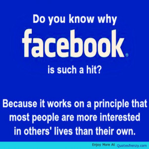 Quote Quoteoftheday Facebook Fb Fact Truth Reality Gossip Rumor Envy ...