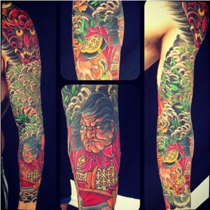 Troy Denning Tattoo Age