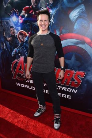 Hal Sparks Avengers
