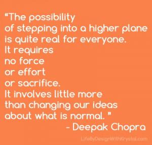 Deepak Chopra Quotes www.lovehealsus.net