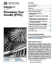 Video on Tax Credit Publication 974 – Premium Tax Credit – with ...