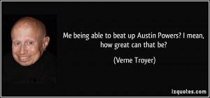 Mini Me Austin Powers Quotes