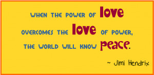 World Peace Quotes Peace quote