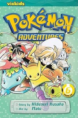 Pokémon Adventures, Volume 6 (Pokémon Adventures)