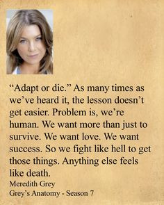 Showing Gallery For Meredith Grey Narration Quotes