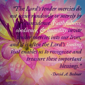 David A. Bednar #LDS Quotes Find more LDS inspiration at: www ...