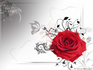 red rose is not selfish because it wants to be a red rose. It would ...