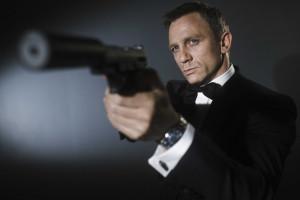 James Bond: Suave, debonair, and sophisticated. A habitual womanizer ...