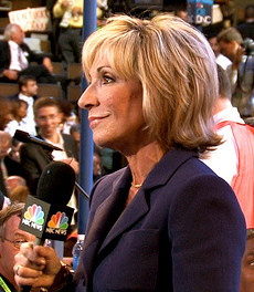 Andrea Mitchell Weight Height Ethnicity Hair Color Net Worth