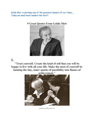 title 9 great quotes from golda meir embed url thumbnail share more ...