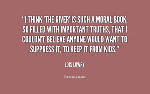 The Giver Book Quotes Preview quote. copy the link