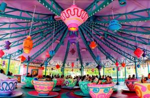 Via Walt Disney World