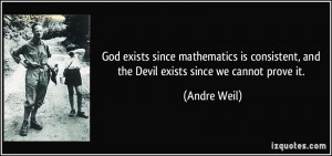 Devil and God Quotes