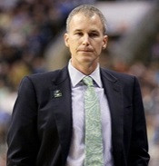Andy Enfield took some nice jabs at Steve Alford and Tim Floyd while ...