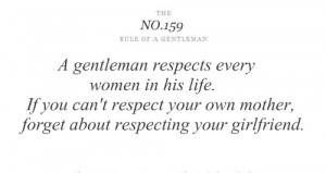 The Rules Of A Gentleman 4348