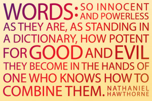 On the Power of Words, Labels and Language: Do No Harm