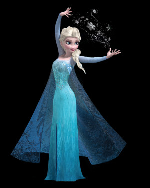 Quotations made by Elsa the Snow Queen from Frozen .