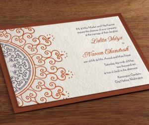 Wedding Invitation Customization: 2nd Paper Layers