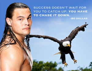 ... WWE Universe find their inspiration with his Bo-tivational posters