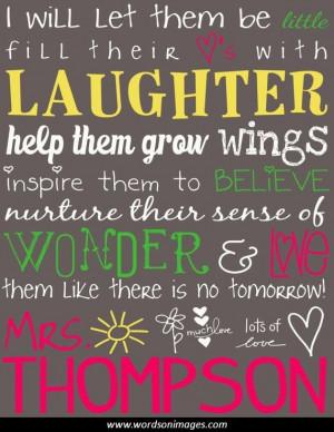 Inspirational quotes kindergarten
