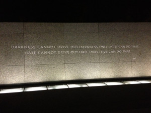 Night Time Quotes Stood out at night time.