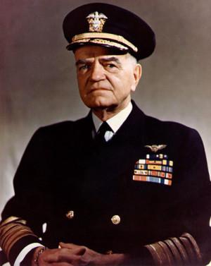 Fleet Admiral William F.