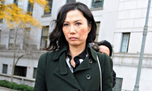 Wendi Deng: Blair has repeatedly denied rumours of an affair with the ...