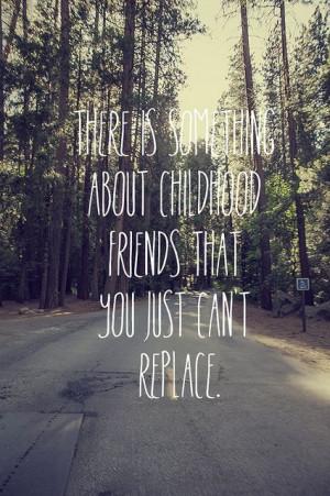 Childhood Friends Friendship