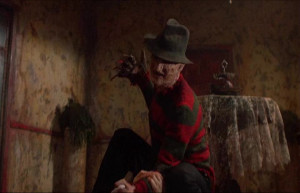 Freddy Krueger Quotes and Sound Clips
