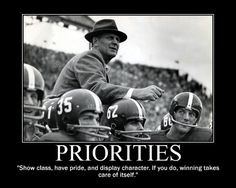 Bear Bryant More