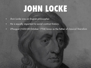 history of psychology john locke and john Essay three of social science history for budding theorists  john locke  in  the science of mind (psychology) that developed from locke's ideas, and which.