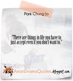 Quotes from Korean drama Gu Family Book (2013)