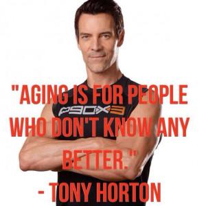P90X3. Tony HortonTony Horton