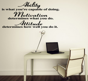 INSPIRATIONAL-ABILITY-ATTITUDE-QUOTE-VINYL-WALL-DECAL-STICKER-ART-HOME ...