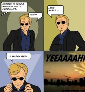 this is too much! gotta love csi miami