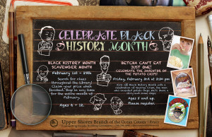 Black History Month Credited
