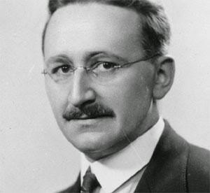 Friedrich August von Hayek -