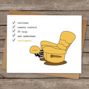 cards for men amanda snelson funny retirement invitations retirement ...