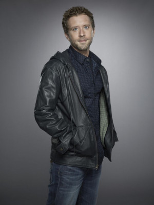 Thyne as Dr. Jack Hodgins in #Bones - Season 7