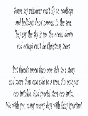 Christmas Card Poem Images