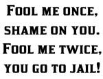 Funny Police Sayings
