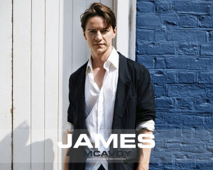 James McAvoy Wallpaper