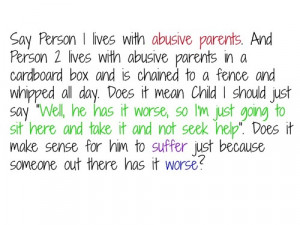 emotional abuse from parents dealing with emotional abuse from parents ...