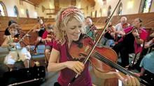 More of quotes gallery for Natalie MacMaster's quotes