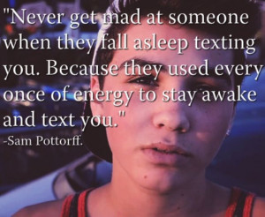 Sam Pottorff Quote