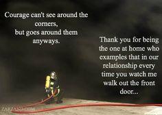 ... home display a huge amount of courage & bravery #fireman ZARZAND.com