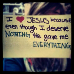 love jesus quotes awesome quotes on jesus love i love jesus quotes ...