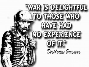 Famous War Quotes For Success And Motivation