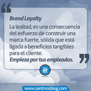 Branding / Loyalty / Quotes