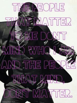 Idris Elba... saying it like it is.